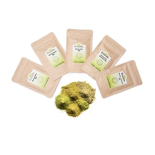 Sample Pack Borneo 5x20g