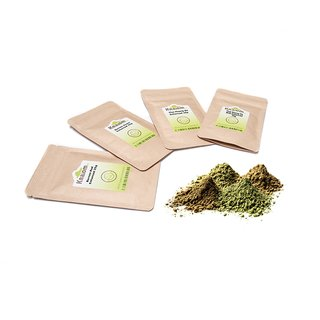 Sample Pack Enhanced 4x25g
